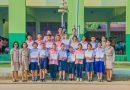 มอบเกียรติบัตรให้กับนักเรียนที่ได้รับเหรียญรางวัลในการสอบแข่งขันทางวิชาการ ระดับนานานชาติ และรางวัลชนะเลิศ ซูโดกุ