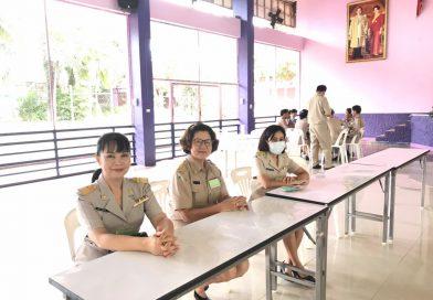 โรงเรียนอนุบาลวัดสระแก้ว ร่วมกับ ศึกษาธิการจังหวัดสระแก้ว ดำเนินการสอบแข่งขันเพื่อบรรจุและแต่งตั้งบุคคลเข้ารับราชการเป็นข้าราชการครูและบุคลากรทางการศึกษา ตำแหน่งครูผู้ช่วย