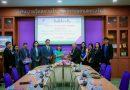รับการประเมินโรงเรียนสีเขียว  จากการไฟฟ้าฝ่ายผลิตแห่งประเทศไทย